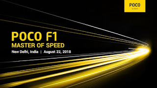 POCO F1,KaranTech, New Tech, tech news, Upcoming Phones, Xiaomi poco f1, POCO PHONE Xiaomi POCO F1 With Snapdragon 845 Launched in India, Price Starts Rs. 20,999 On Base Variant