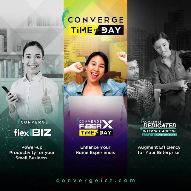 Converge Plan Gizmo Manila