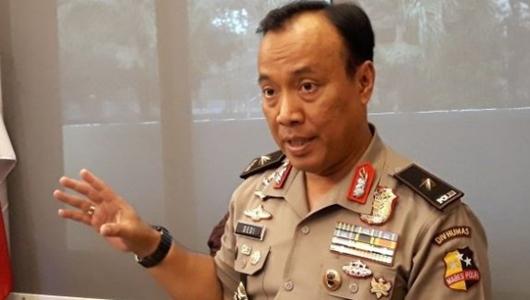 Polri Tunggu Koordinasi dari LPSK Soal Informasi Hakim MK Diancam