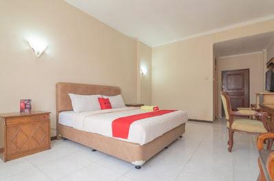 tipe kamar double hotel surya batulicin
