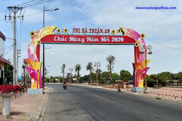 Thị xã Thuận An - Bình Dương
