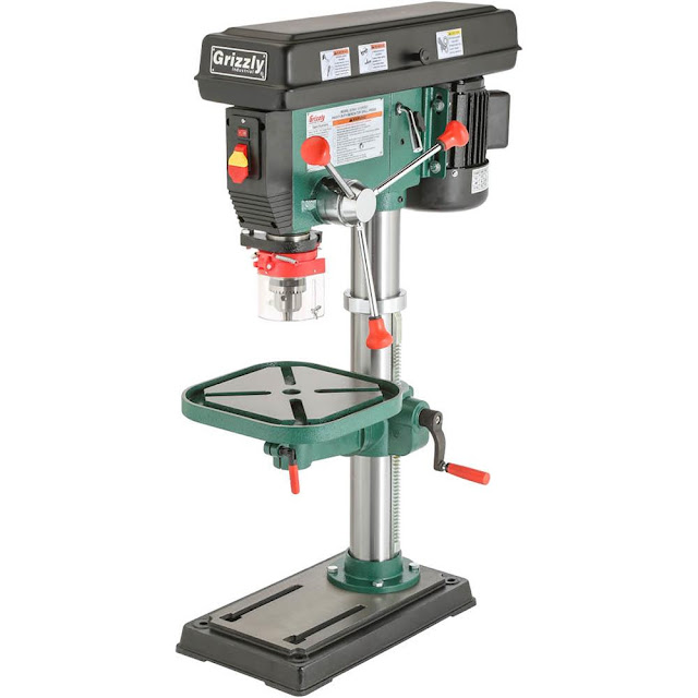 Grizzly G7943 Drill Press