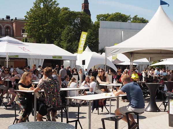 Ensikertalaisen Taste of Helsinki -tunnelmia – plussat ja miinukset