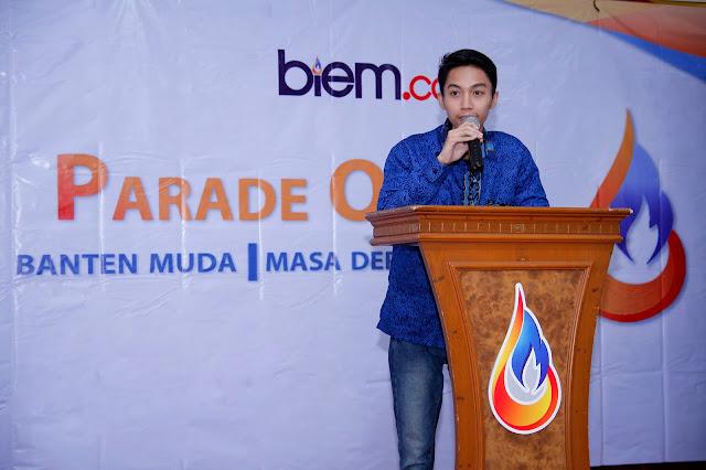 Pemuda Inspiratif di Panggung Parade Orasi