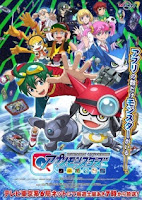 Digimon Universe: Appli Monsters 50  online