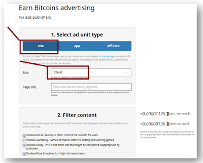 Best alternative to Google Adsense that pays you with cryptocurrency