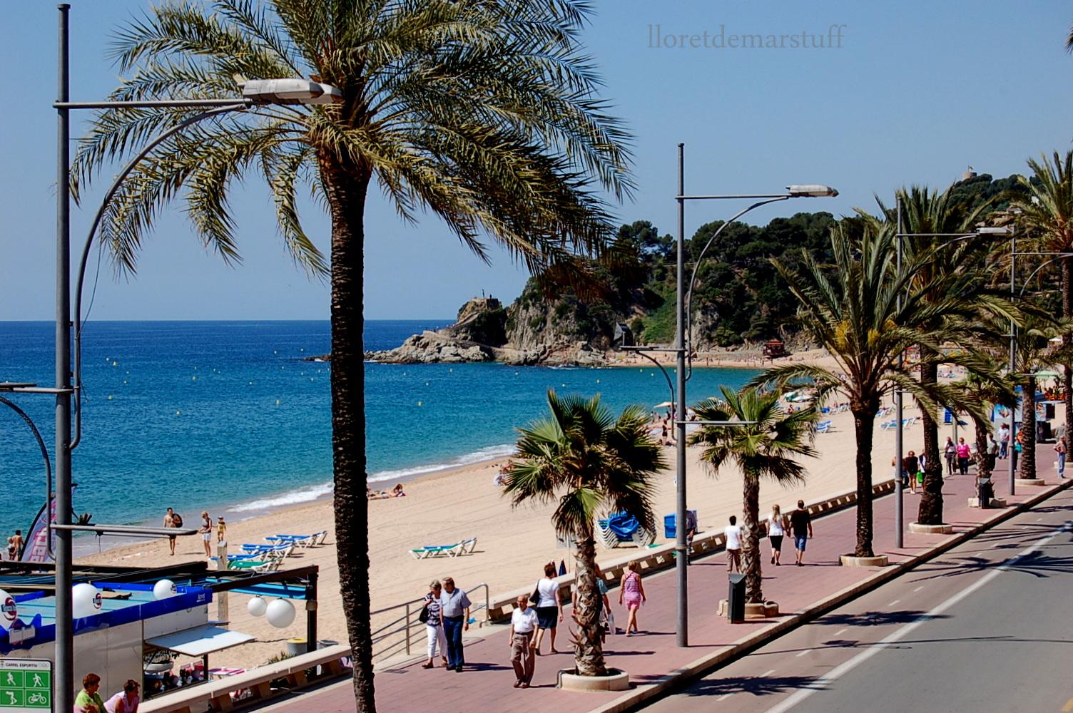 Lloret de mar flirten Partyurlaub in Lloret de Mar –