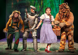 Out of 405 entries, congrats to Heather P, WINNER of 4 Wizard of Oz Tickets (up to $152 value)
