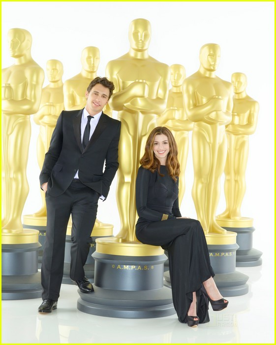 Anne Hathaway James Franco: Ballerinas L O V E: 02.11