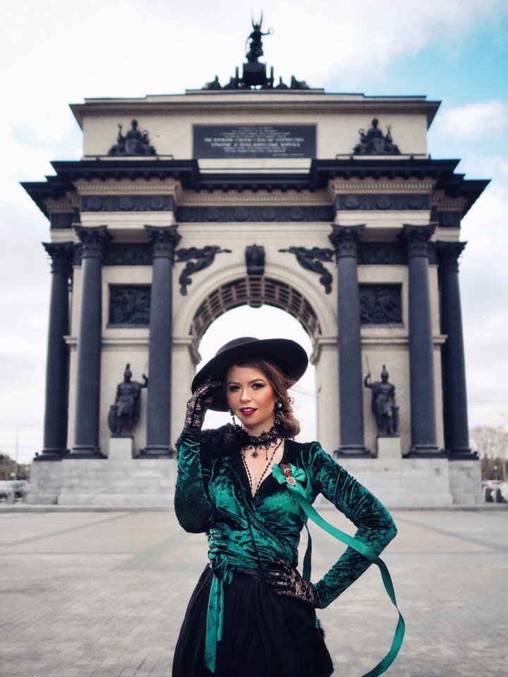 Black caviar photo editorial A la russe My Dress Stories by ninelly