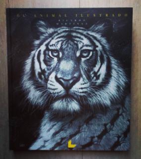 El animal ilustrado de Ricardo Martínez, edita Libros.com ilustracion libros animales