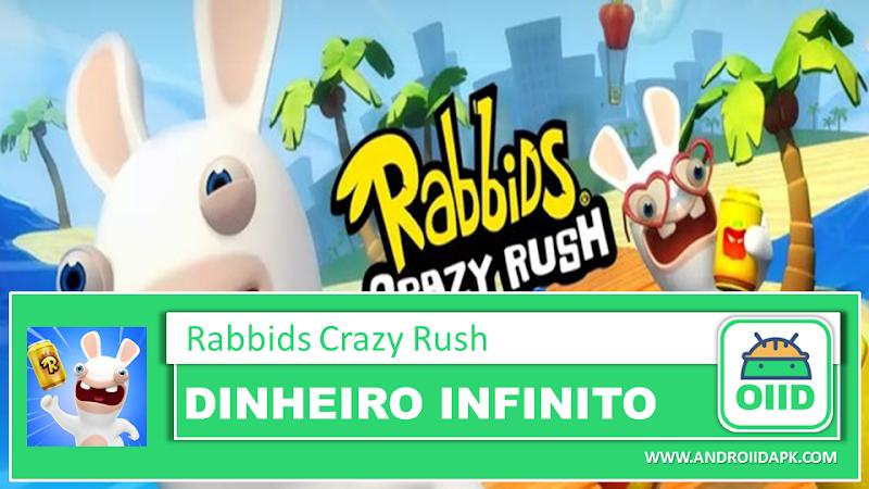 Rabbids Crazy Rush v1.3.6  – APK MOD HACK – Dinheiro Infinito