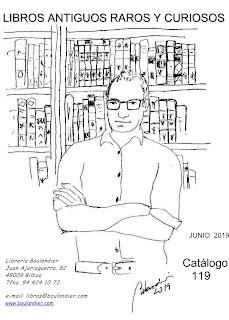 Libreria Boulandier. Catálogo nº 119