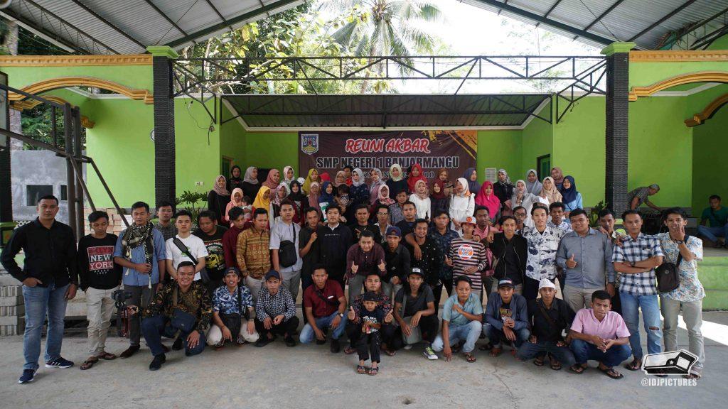 Reuni Alumni SMP N 1 Banjarmangu