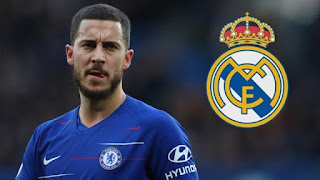 Hazard To Join Madrid For £115 Million, To Earn This Amount Weekly