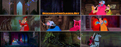 Capturas: La bella durmiente (1959) Disney's Sleeping Beauty