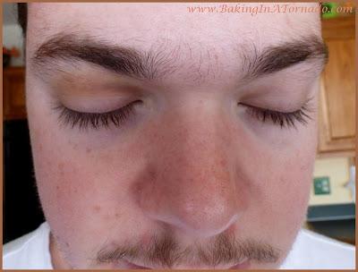 Black Eye | pricture taken by and property of www.BakingInATornado.com