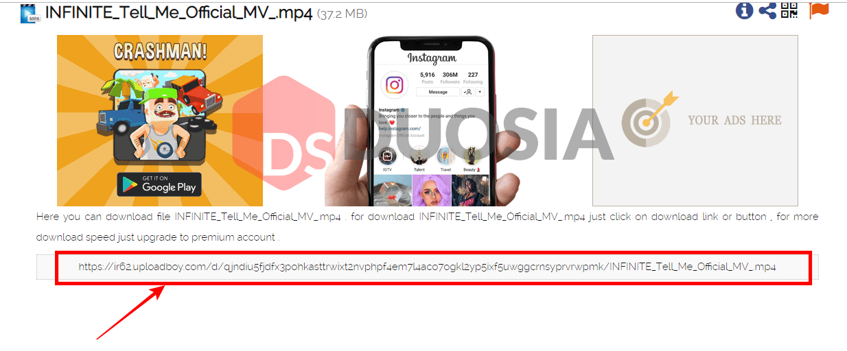 solusi download lambat di uploadboy