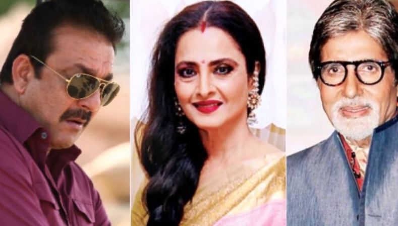 When Sanjay Dutt refused to work with Amitabh Bachchan in film Khuda Gawah