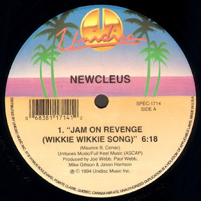 Newcleus – Jam On Revenge (Wikkie Wikkie Song) (VLS) (1994) (FLAC + 320 kbps)