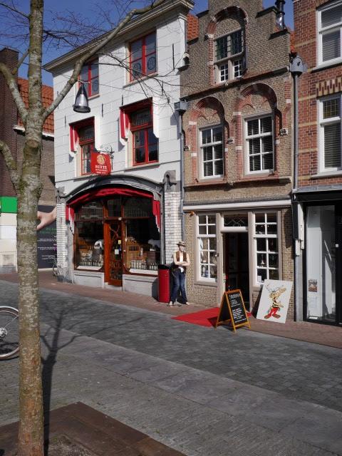 Dordrecht - slijterij Rutte