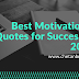 Best Motivational Quotes for Success in 2021 | Chetanbro