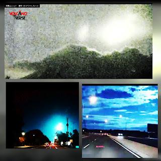 ¿ QUE ESTA PASANDO ? avistamiento de meteoritos por todo el planeta.