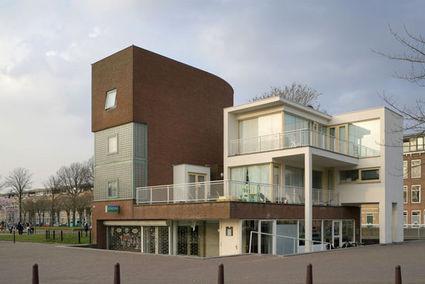 Viviendas Sociales en La Haya. Alvaro Siza