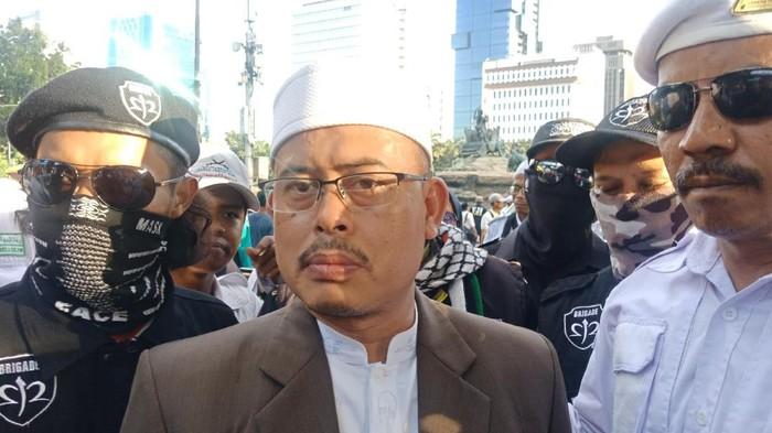 PA 212 Respons Pidato Jokowi soal 'Jangan Ada Merasa Paling Agamis-Pancasilais'