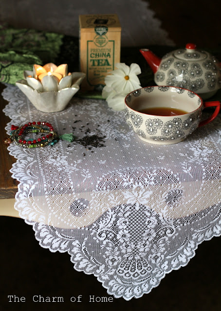 Bohemian Tea: The Charm of Home