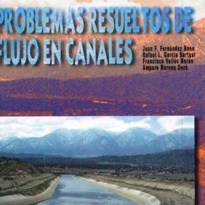 Problemas resueltos de flujos en canales