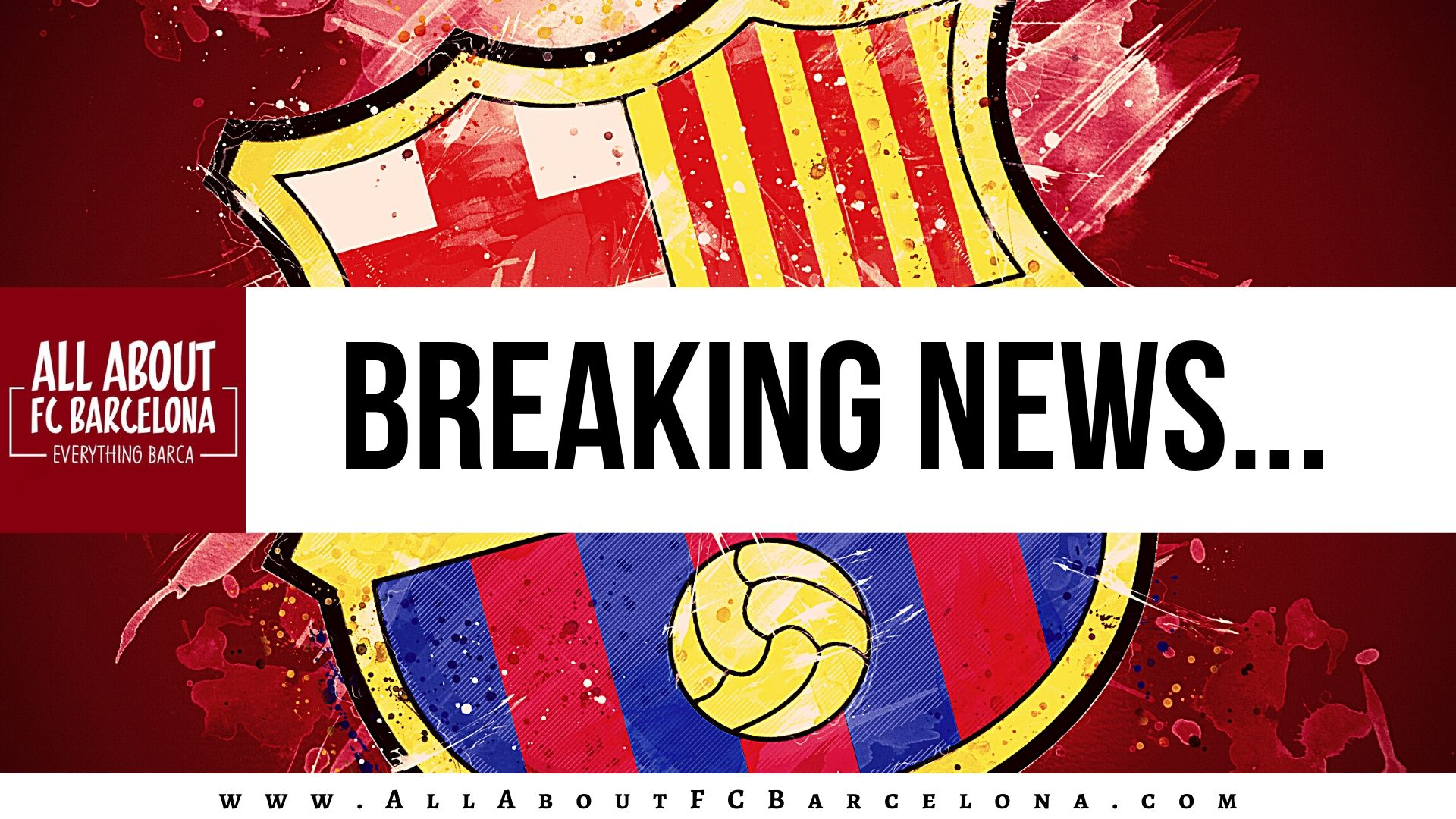Latest FC Barcelona Breaking News