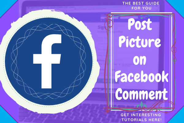 How To Post Image In Facebook Comment<br/>