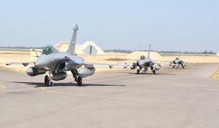 Egyptian air force dassault rafale