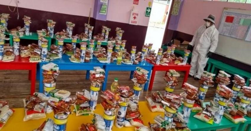 QALI WARMA: Modelo de cogestión del programa social contribuye a que niñas y niños de Junín tengan desayunos escolares en sus casas - www.qaliwarma.gob.pe