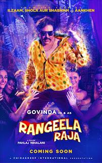 Rangeela Raja Hindi  MP3 Songs: