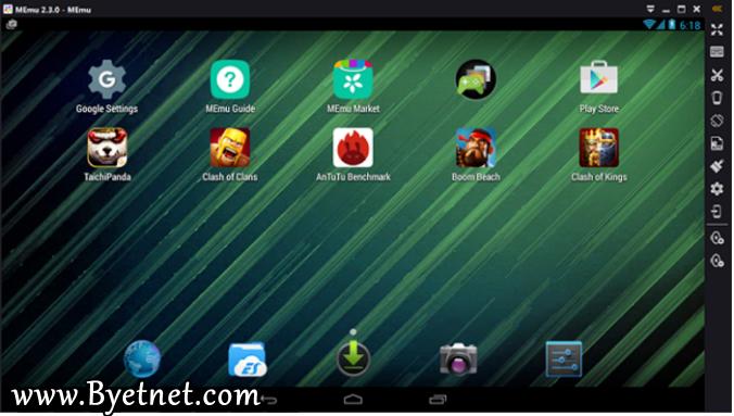 memu-android-emulator