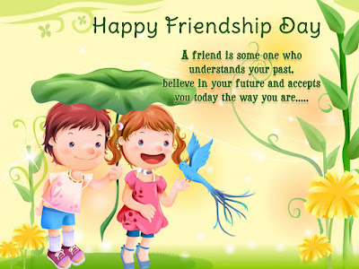 Happy Friendship Day SMS In English
