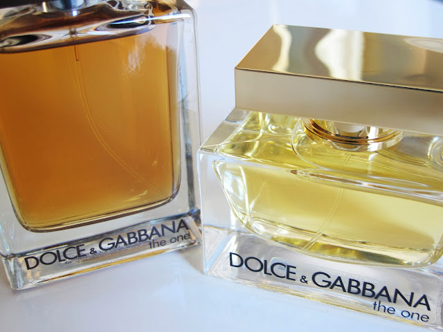 The One y The One for Men de Dolce & Gabbana