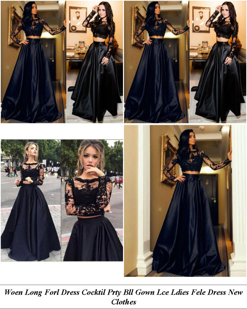 Formal Dresses For Women - Shop For Sale In London - Black Dress - Cheap Online Shopping Sites For Clothes