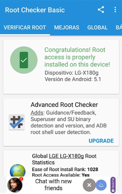 acceso root en lg zone con kingo root