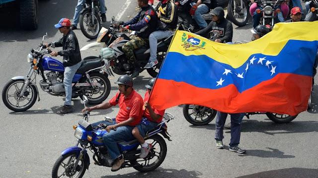 El impactante video que muestra el arsenal que poseen los grupos criminales urbanos en Venezuela