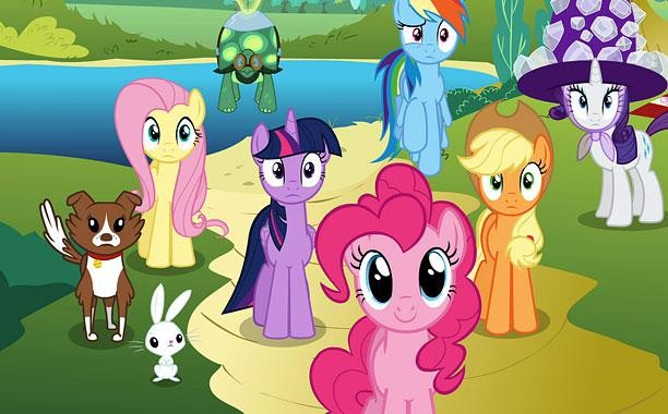 Mendampingi Anak Menonton Film Little Pony