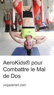 formation yoga aérien