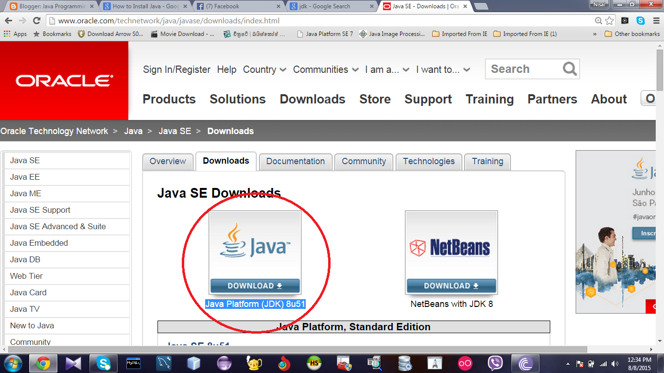 Java Programming For Absolute Beginners: How to Install Java