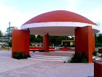Quiosco Yokdzonot yucatan mexico kiosco