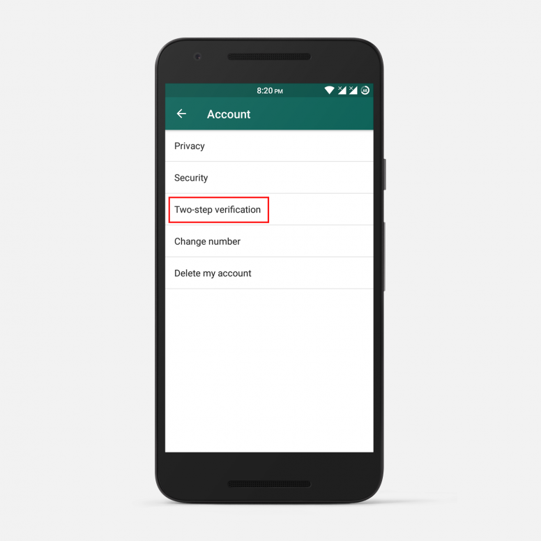 How to enable WhatsApp two step verification with step by step Guide