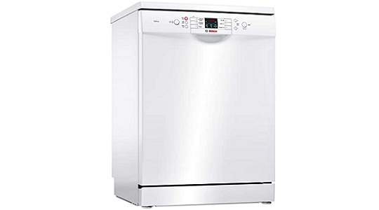 Bosch Free Standing (White) SMS60L12IN