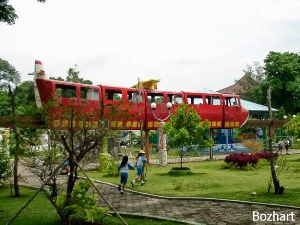 Taman Rekreasi Wonderia - wisata semarang