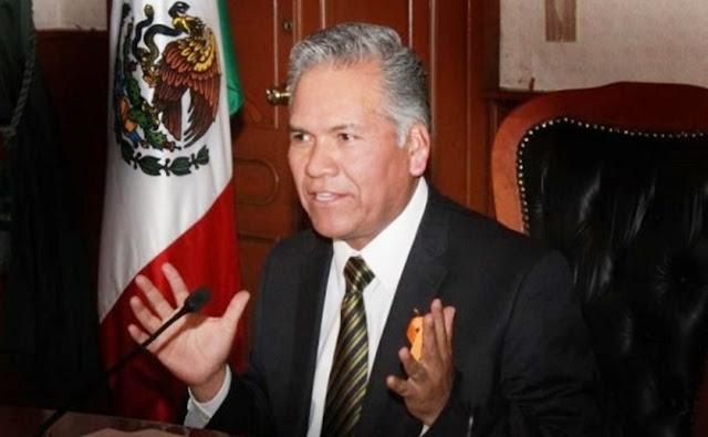 Fernando Zamora, ayuntamiento de Toluca